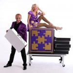 Lady in the Puzzle - Alex Krey - Built by Smoky Mountain Magic