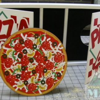 The Magic Pizza Box