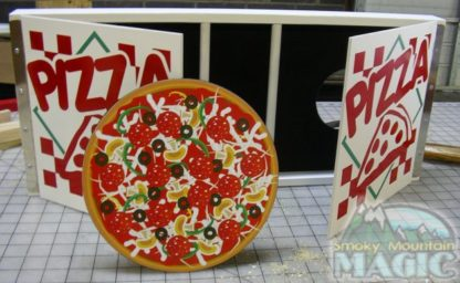 The Magic Pizza Box