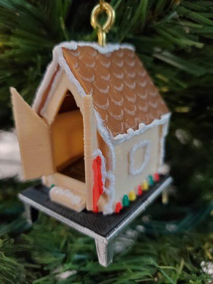 2020 Gingerbread Dollhouse