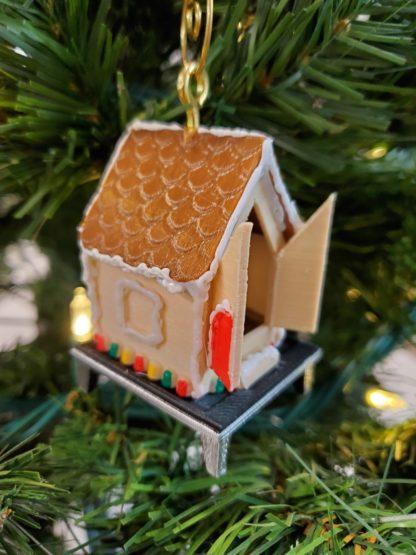2020 Gingerbread Dollhouses